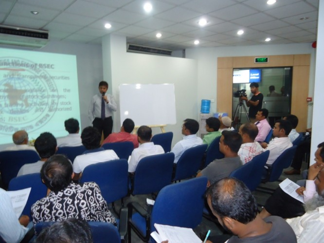 Investor Awareness program